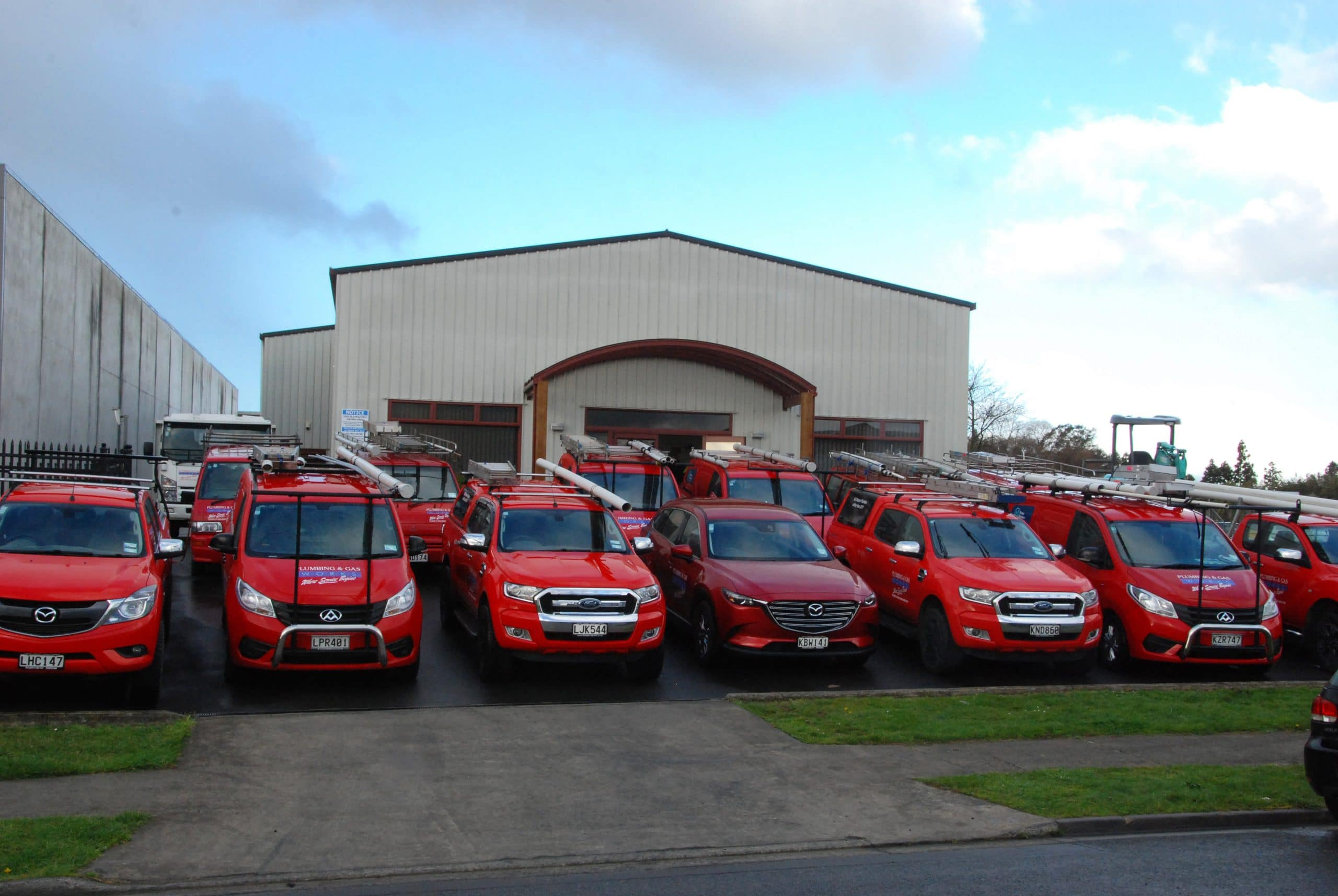 PGW Vehicle Fleet